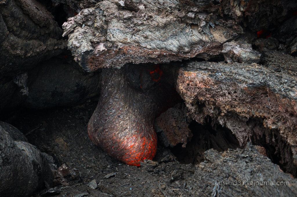 Вулкан Толбачик, Камчатка