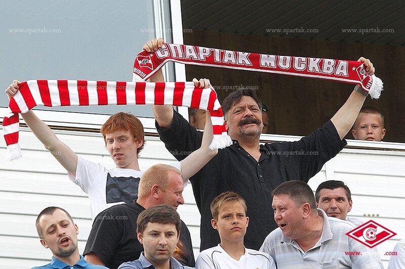 «Спартак» vs «Шахтер» 2:0 Объединенный турнир 2013 (Фото)