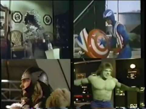 """Трейлер к фильму """"Мстители"""" 1978 года"""