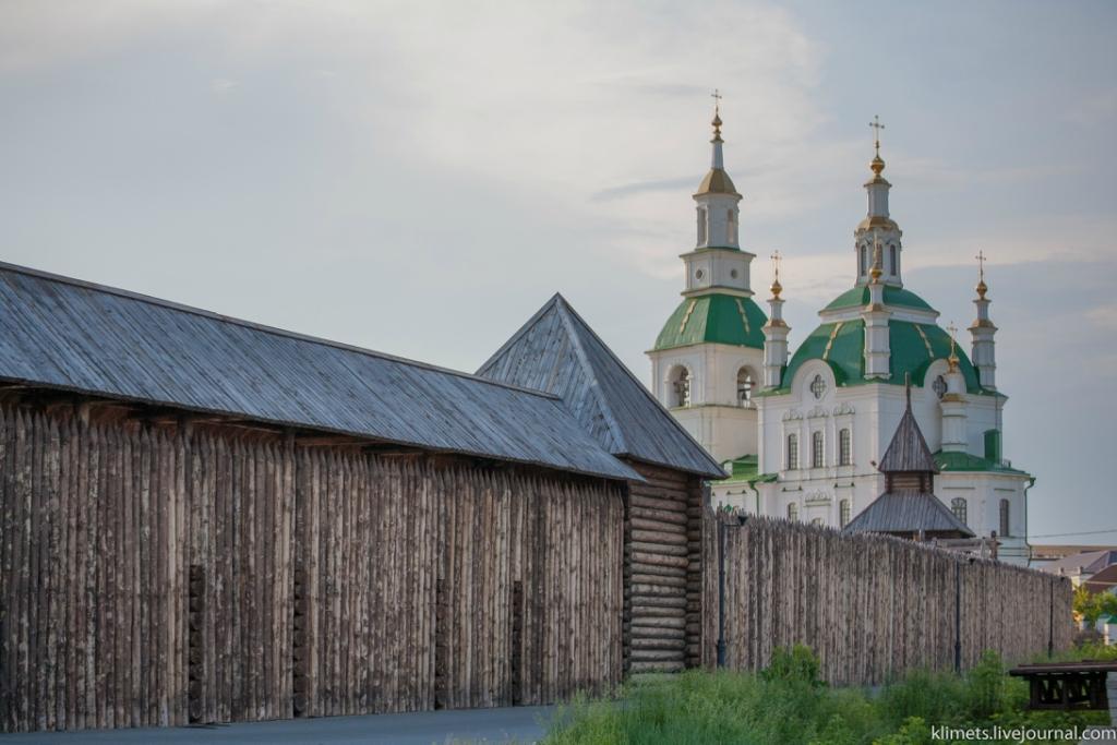 Ялуторовск. Часть 7. Просто город