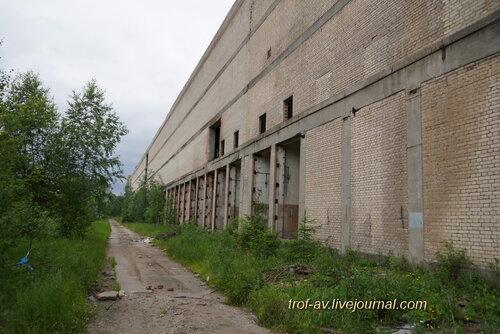 РЛС Дунай-3М, технологический корпус