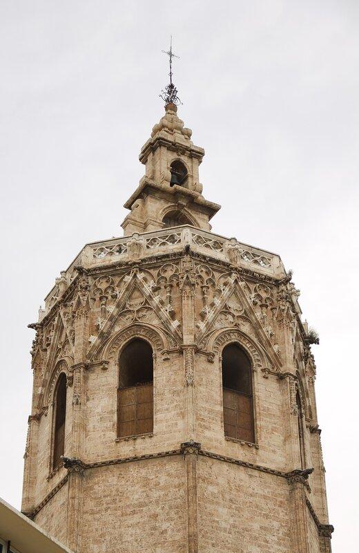Валенсия. Кафедральный собор (La Seu de València)
