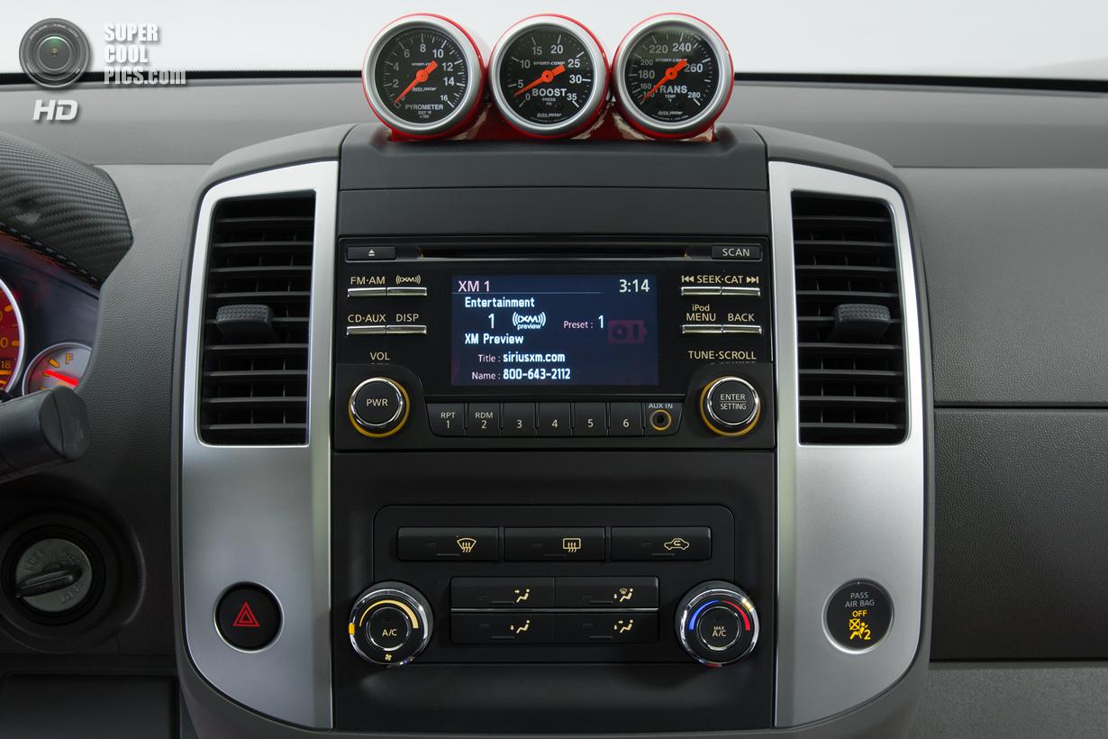 «Дизелизация» пикапов от Nissan