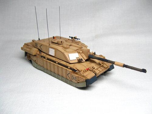Боевые Машины Мира №5 - Challenger 2 (Великобритания, 2003)