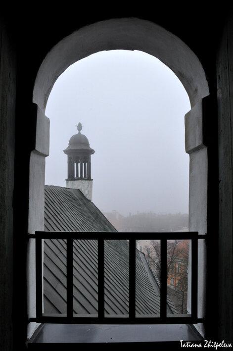 затерявшийся в тумане