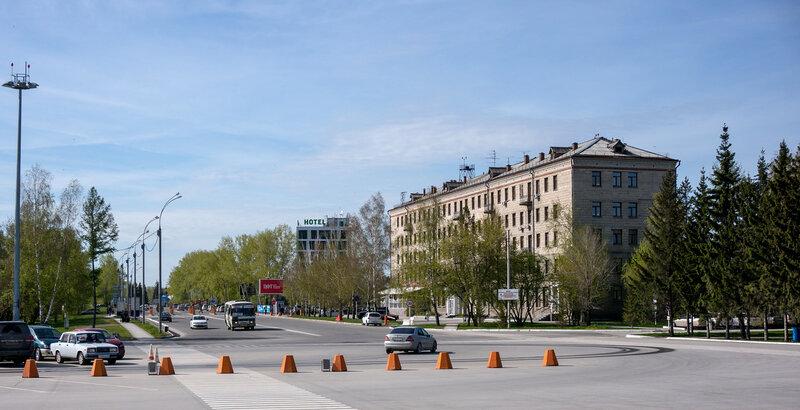 Проспект Мозжерина