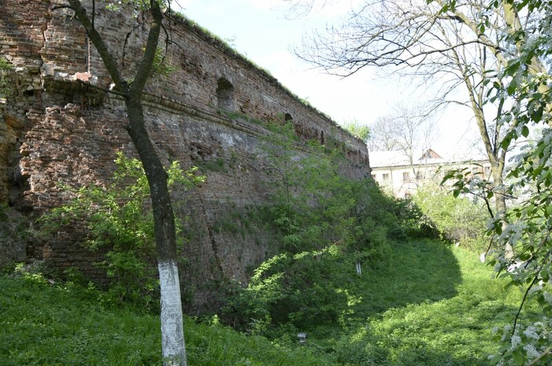 поместье Радзивиллов в Олыке
