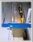 автоматизированный склад KARDEX SHUTTLE XP для склада запасных частей табачной фабрики компании Philip Morris