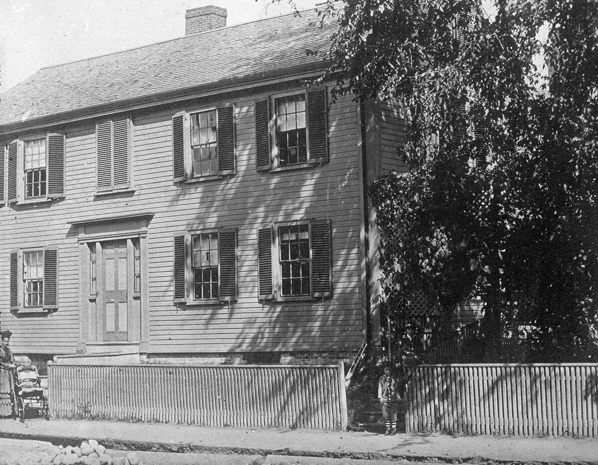 Старый дом Дана