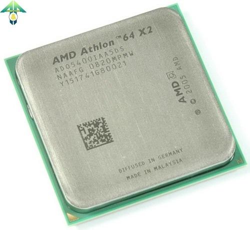 S-aM2 Athlon 64 X2 5400+