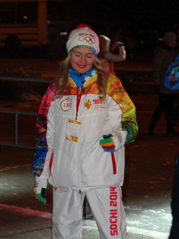 Зимние Олимпийские игры 2014 (Орел)
