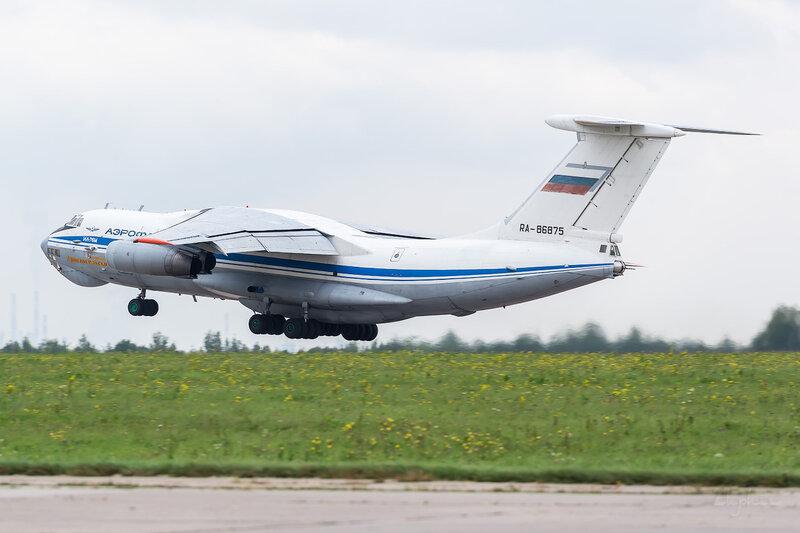 Ильюшин Ил-76М (RA-86875) ВВС России D802472