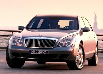 Бренд Maybach будет возрожден с автомобиля модели S-Class