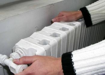 Счета за отопление в январе для большинства не превысят 1500 лей