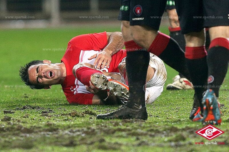 «Спартак» vs «Мидтьюлланн» 2:1 The Atlantic Cup 2014 (Фото)