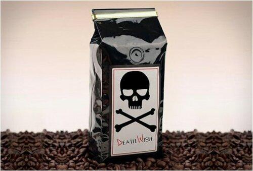 Экстремально крепкий кофе