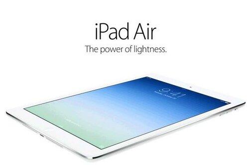 Российские пользователи Apple смогут приобрести новинку - iPad Air, еще до Нового года
