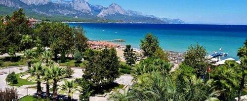 Отдых в Кемере турецком раю