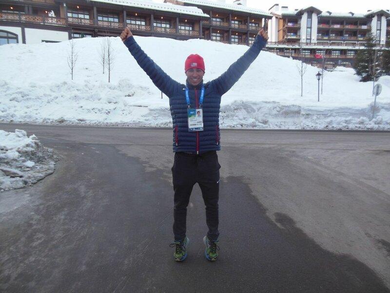 Американский спортсмен об олимпийской жизни в Сочи
