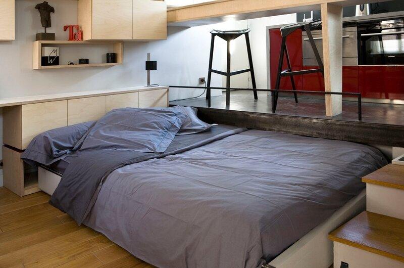Интерьер для небольшой квартиры