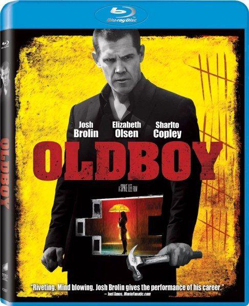 ������ / Oldboy (2013) BD-Remux + BDRip 1080p + 720p + HDRip