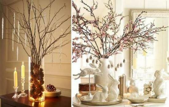Декор для украшения вазы