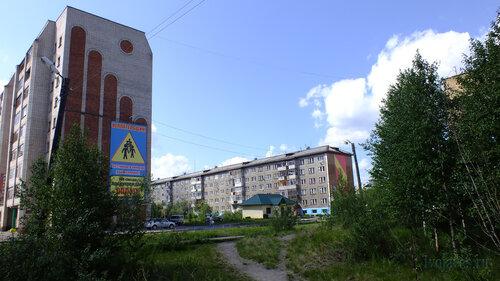 Фото города Инта №4825  Куратова 70 и 68 24.06.2013_12:59