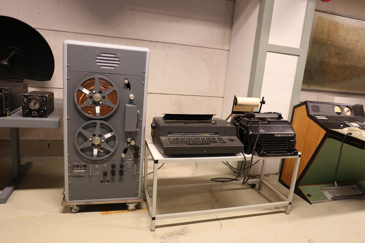 Авиамузей Хельсинки-Вантаа. Радиооборудование
