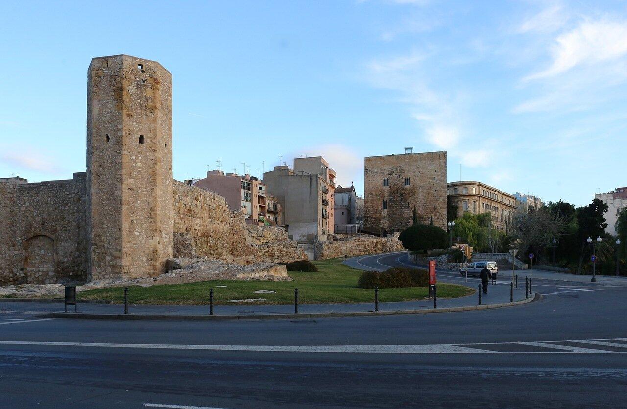Таррагона. Башня монахинь panorama
