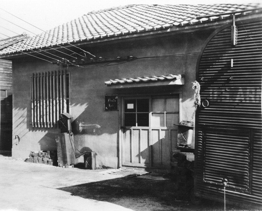 38th BG Photo Lab, Fukuoka, Japan 3-21-1946