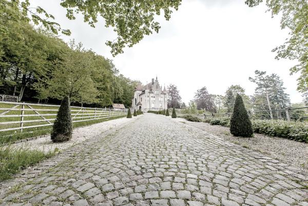 Канцелярские принадлежности для замка. Традиции и современность в проекте агентства HOCHBURG