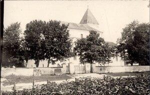 Дубно. Бернардинский монастырь