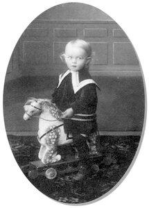 Аркадий Соберг. 1915 г.