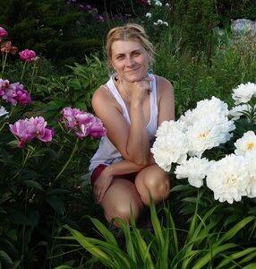 Ефимова Наталья Борисовна - Зам. председателя секции Пионы