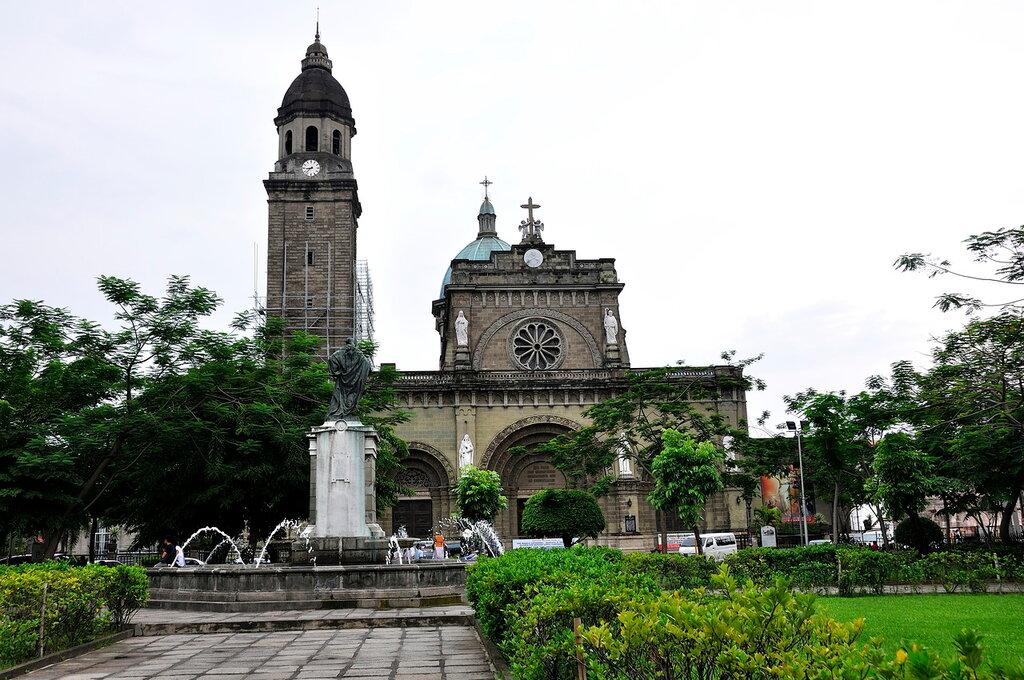 Кафедральный собор в Маниле