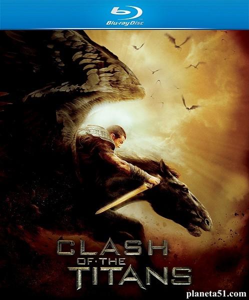 Битва Титанов / Clash of the Titans (2010/HDRip)