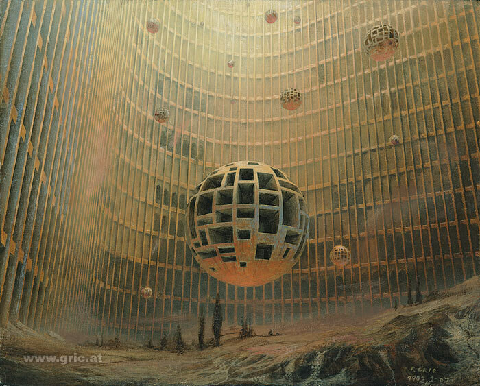 Peter Gric - Ascent