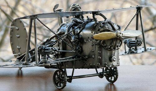Аэроплан огневой поддержки :) (Фото 2)