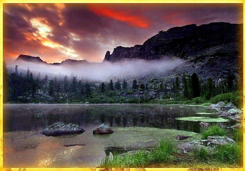 Фото, пейзаж, природа