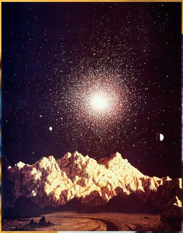 Чесли Боунстелл. Американский художник. QMan_CB_TAOCB_2134_Globular_Cluster.jpg