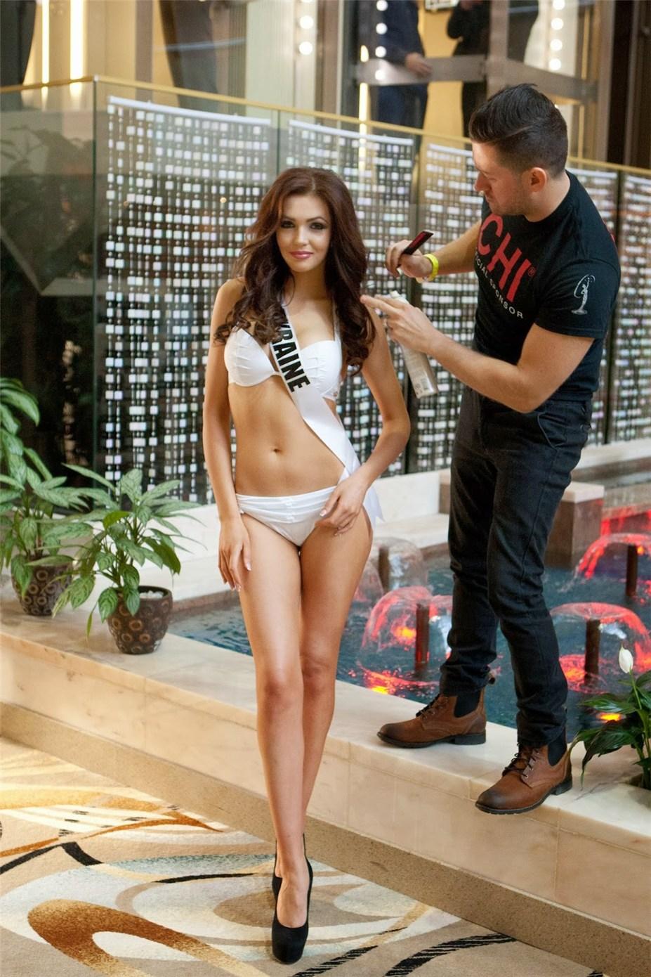 Olga Storozhenko / Ольга Стороженко - Мисс Украина-Вселенная 2013