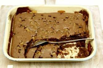 Мега шоколадный шоколадный торт