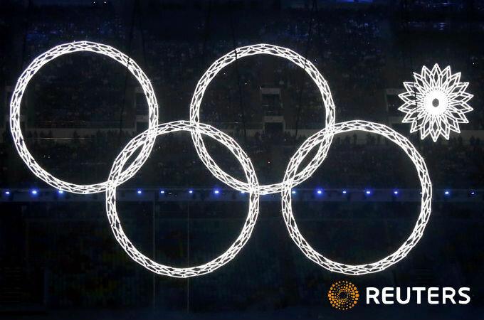 Реклама BP на олимпиаде в Сочи :)