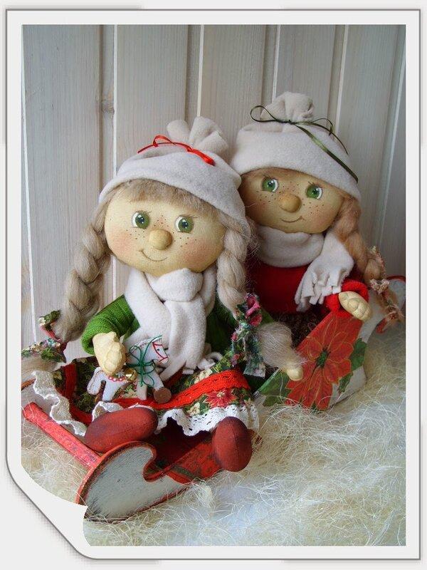 милые куклы