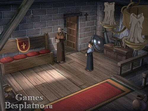 The Abbey: Мистическое убийство