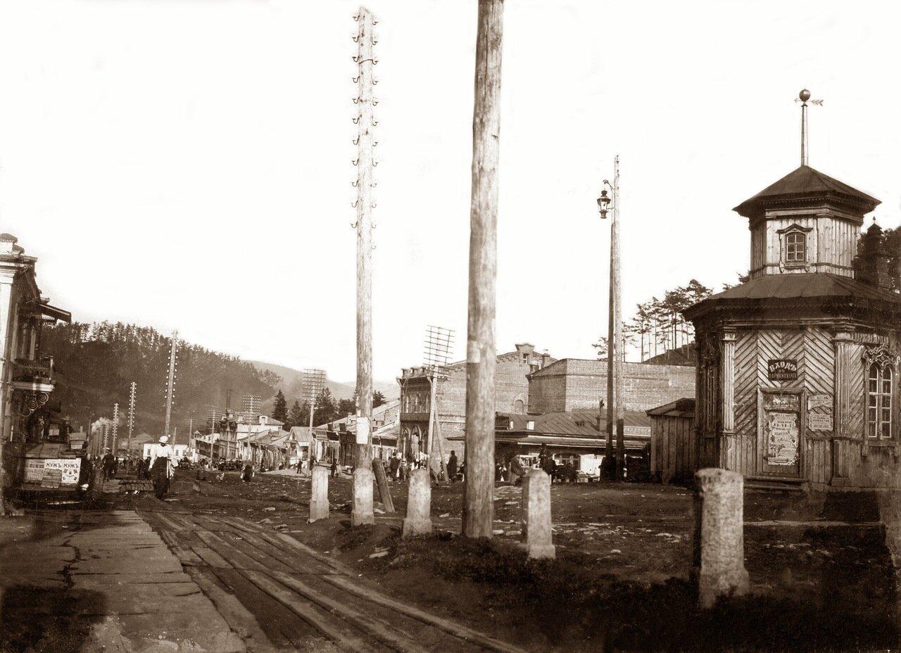 1900-е. Ул.Б.Славянская
