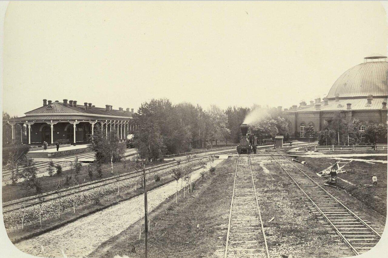32. Станция Тверь