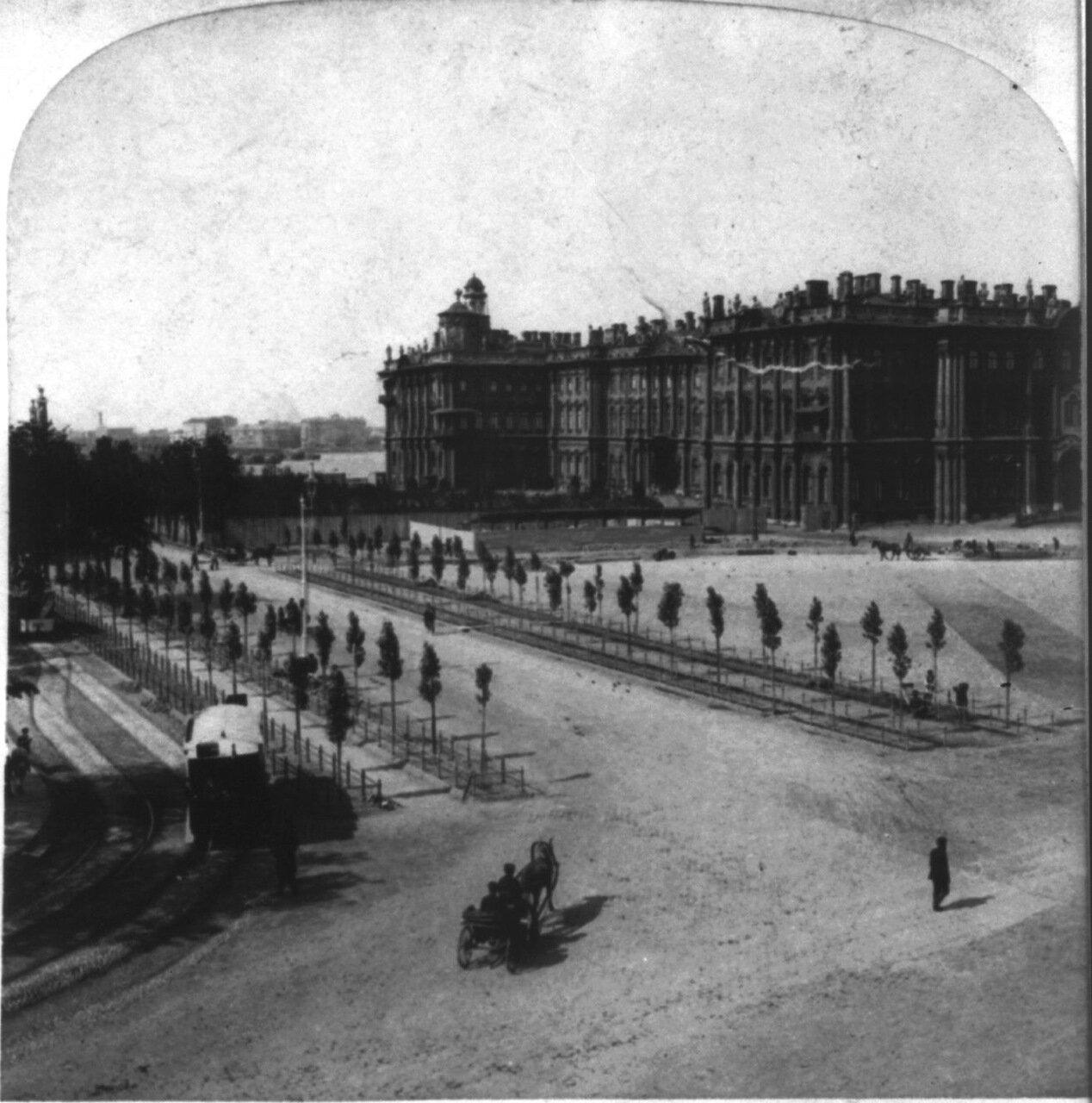 Императорский Зимний дворец 1897.