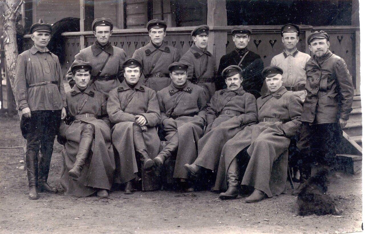 1920 Дальний Восток, огпушники