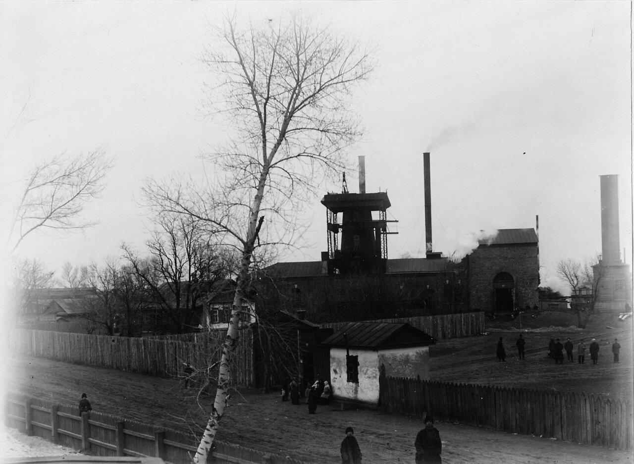 Вид на завод